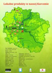 mapa karczma