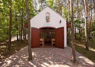 Aktywne okno - kapliczka