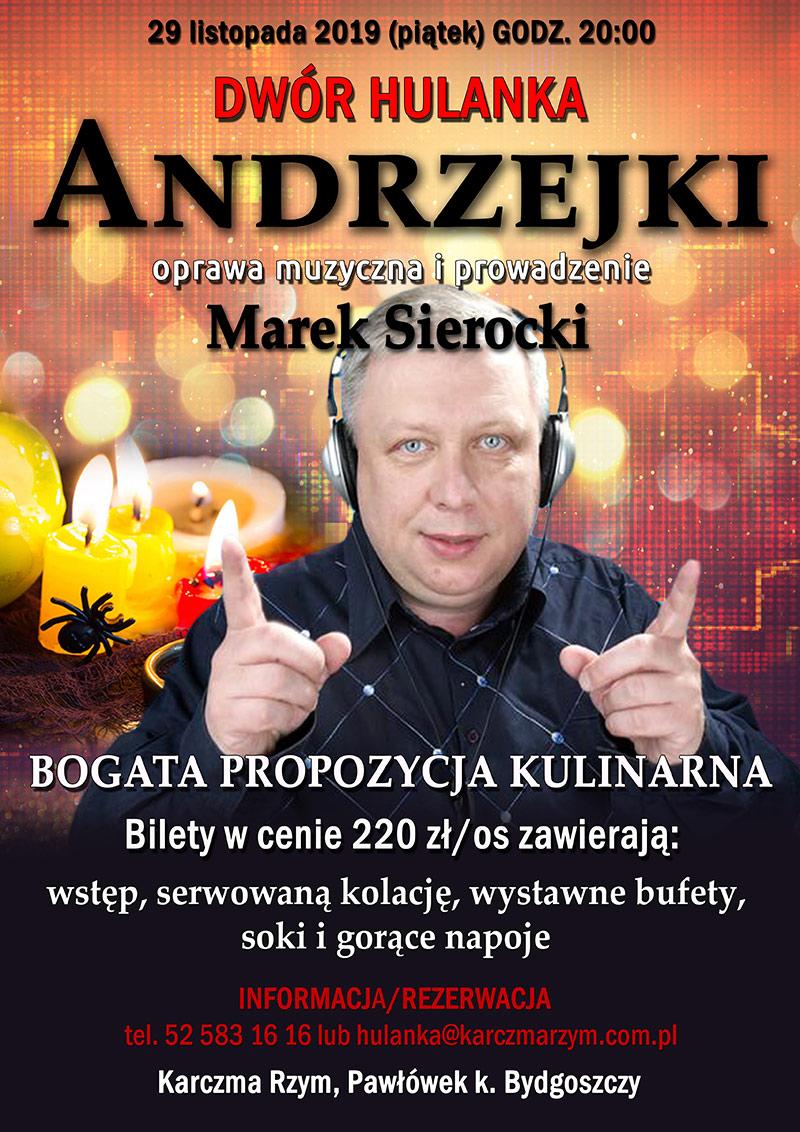 Andrzejki Bydgoszcz 2019