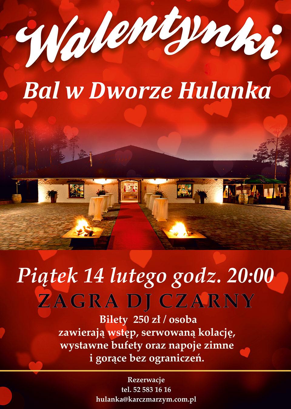 Walentynki Bydgoszcz
